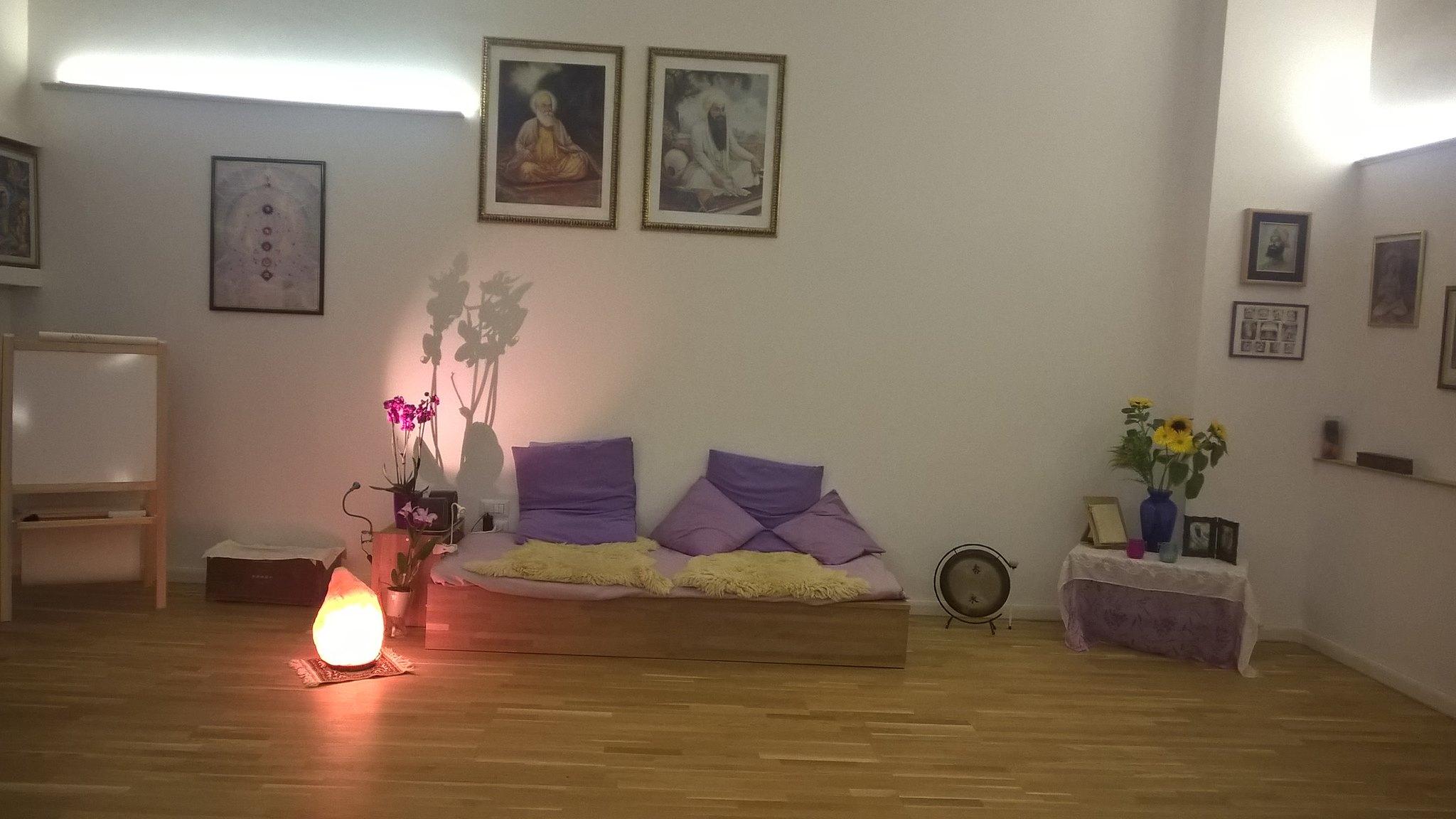 Shakti YogaLab, Kundalini Yoga a Roma